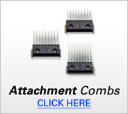 Attachment Combs